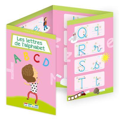 Lettres de l'alphabet (les)