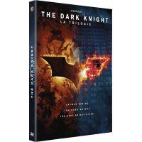 Coffret The Dark Knight La trilogie Edition Fourreau DVD