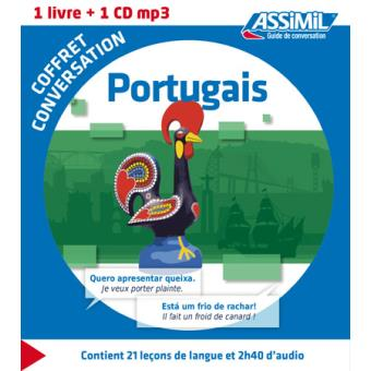 Coffret de conversation portugais