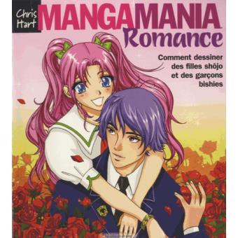 Manga Mania Romance Broche Chris Hart Livre Tous Les Livres A