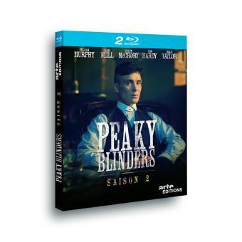 Peaky blindersPeaky blinders Saison 2 Blu-ray