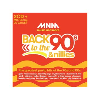 MNM BACK TO THE 90?S &NILLIES 2019/3CD