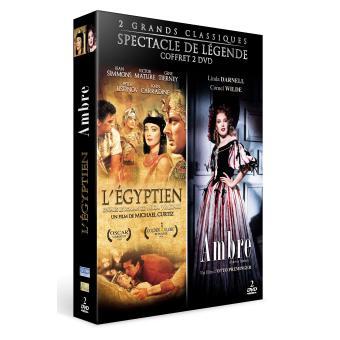 Ambre - L'égyptien Coffret 2 DVD