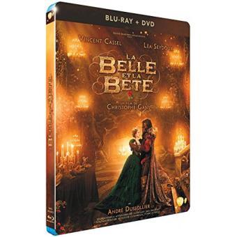 La belle et la bêteLa Belle et la Bête 2014 Edition spéciale Fnac Combo Blu-Ray + DVD