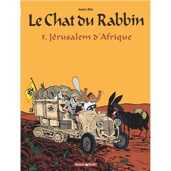 Le chat du RabbinJérusalem d'Afrique