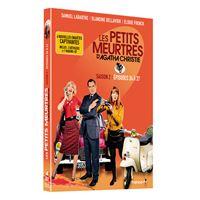 Coffret Les Petits meurtres d'Agatha Christie Saison 2 DVD