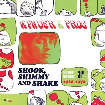 Shook Shimmy And Shake The Complete Recordings 1966-1970