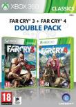 Compilation Far Cry 3 + Far Cry 4 Xbox 360