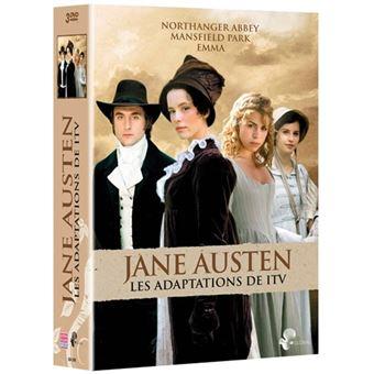 Coffret Jane Austen Les adaptations de ITV DVD