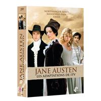 Coffret Jane Austen Les adaptations de ITV DVD