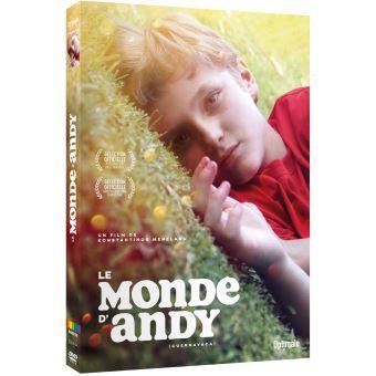 Le Monde d'Andy DVD