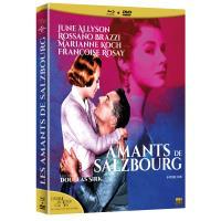 Les amants de Salzbourg Combo Blu-ray DVD