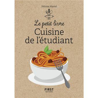 Petit Livre de - cuisine de l'étudiant, 140 recettes