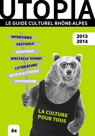 Guide rhone-alpes culture utopia 2013-2014