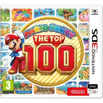Mario party top 100NL 3DS