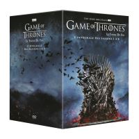 Coffret Game Of Thrones : Le trône de fer Saisons 1 à 8 DVD