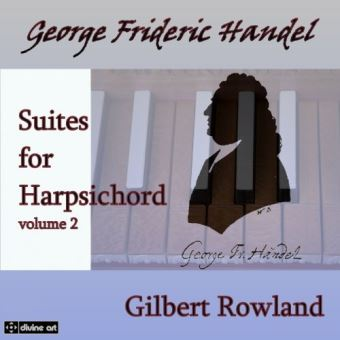 Suites for harpsichord vol 2