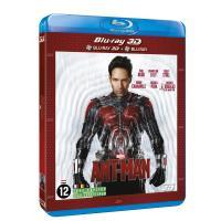 Ant-Man Blu-ray 3D + Blu-ray