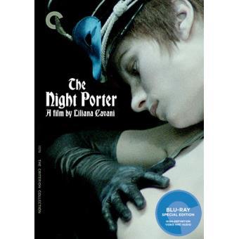 The Night Porter Blu-ray