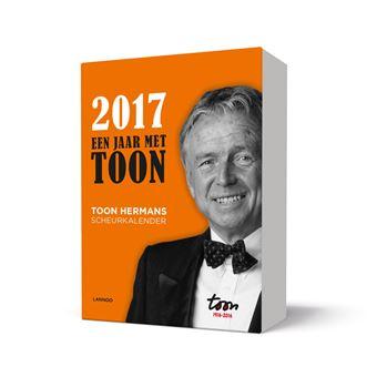 2017. Een jaar met Toon