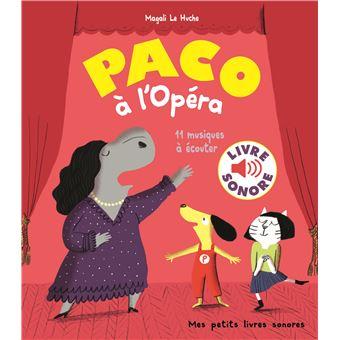 Paco à l'Opéra