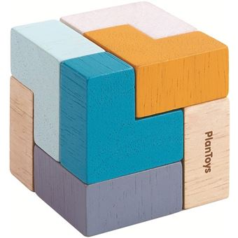 planmini 3d kubus planmini cube 3d casse t te achat prix fnac. Black Bedroom Furniture Sets. Home Design Ideas