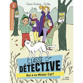 Qui a vu Mister Cat ?