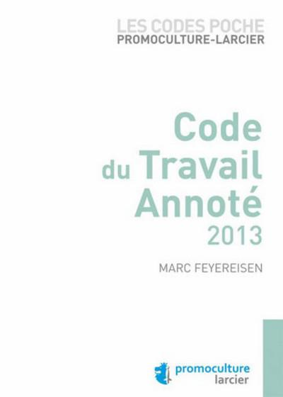 Code du travail luxembourgeois annoté