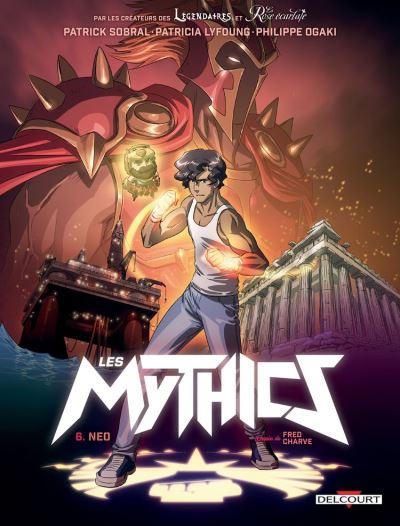 Les Mythics T06 - Neo - 9782413020608 - 7,99 €
