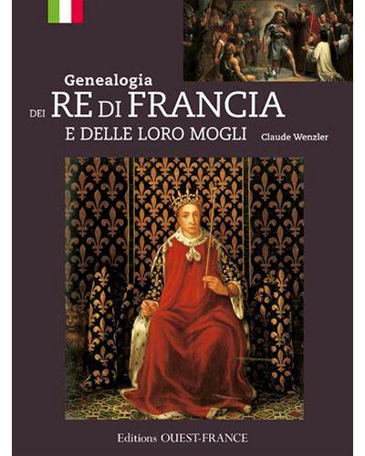 Généalogie des rois de France et des épouses royales