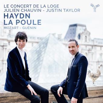 Franz Joseph Haydn, Marie-Alexandre Guénin, Wolfgang Amadeus Mozart
