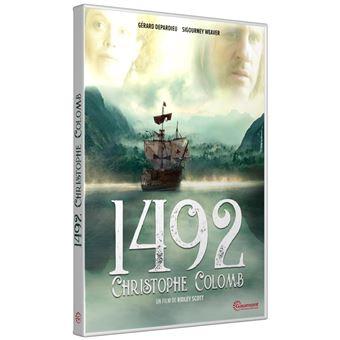 1492 : Christophe Colomb DVD