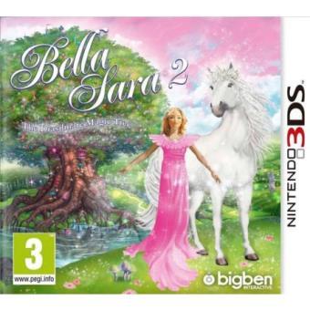 Bella sara 2 3ds sur nintendo 3ds jeux vid o - Jeux de bella sara ...