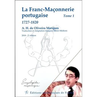 La Franc-Maçonnerie portugaise - 1727-1820
