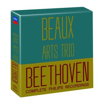 Beethoven : Complete Philips Recordings Coffret