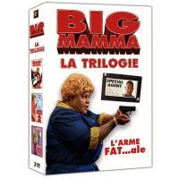 Coffret Big Mamma La Trilogie DVD