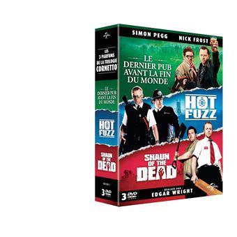 La Trilogie Cornetto Coffret DVD