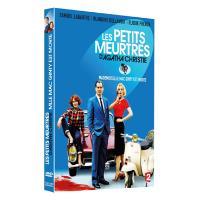 Les petits meurtres d'Agatha Christie Mademoiselle Mac Ginty est morte DVD