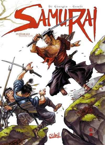 Samurai - Intégrale T5 à