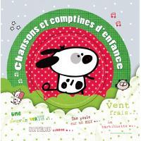 Chansons d'enfance avec 1 CD audio - Editions de Lodi