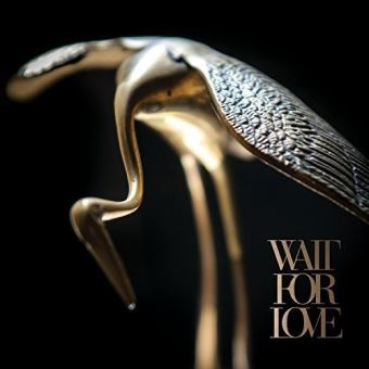 WAIT FOR LOVE/LP GOLD SPLATTER