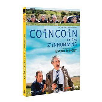 Coincoin et les Z'inhumainsCoin coin et les z inhumains