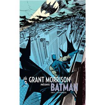 BatmanGrant Morrison présente Batman