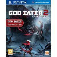 GOD EATER 2 - RAGE BURST UK VITA