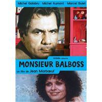 Monsieur Balboss DVD