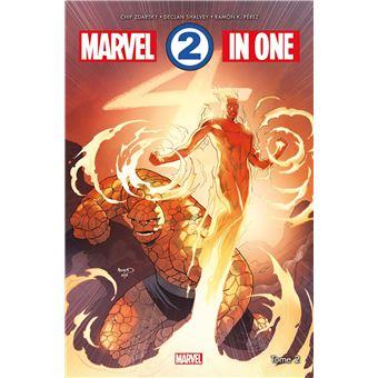 Marvel 2-In-OneMarvel 2-in-One