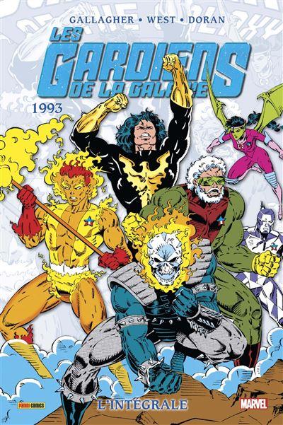 Les Gardiens de la Galaxie T06 (1993)
