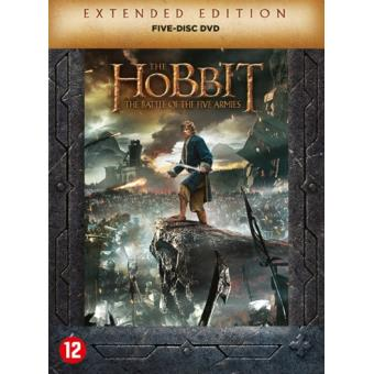 Hobbit - Battle Of The Five Armies Extended Version