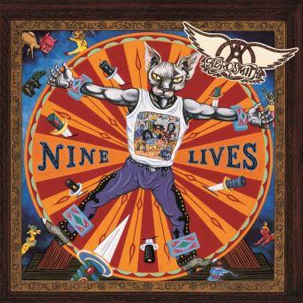Nine Lives - 2LP 12''