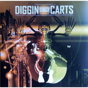DIGGIN IN THE CARTS/LP ORANGE/GREEN